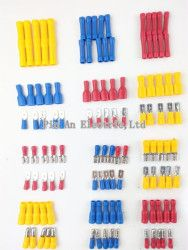 10PCS  Female male Insulated Spade joint  Connector Crimp Terminal Connectors Cable Wire Connector