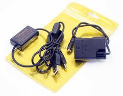 Мобильный Запасные Аккумуляторы для телефонов USB кабель EH-5 + EP-5A ENEL14 EN-EL14 поддельные батареи для Nikon P7800 P7100 D5500 d5600 D3300 d5100 D3200 D3100