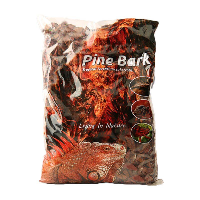 Reptil pine Bark Matten Schildkröte Haustier Eidechse Gecko Schlange Wald Boden Zucht Box Aquarium Landschaftsbau zubehör