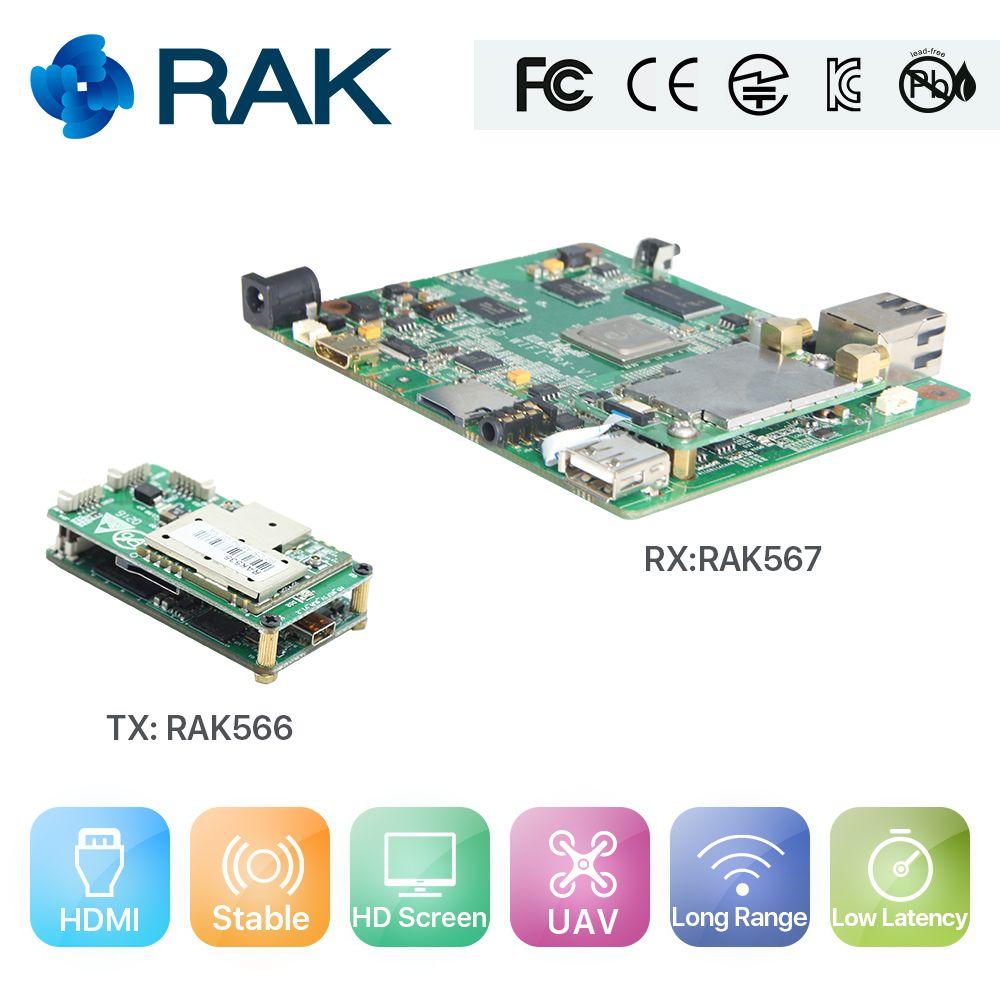 Flylink HD +, Wireless HDMI Extender/adapter/sender, 5,8g HDMI Extender/Video sender modul, UAV video modul lösung