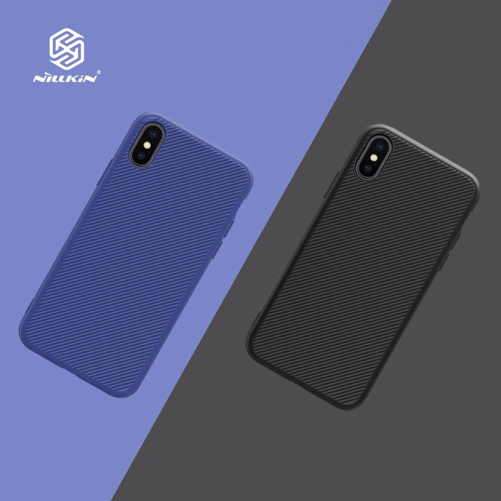 NILLKIN Eton Case for iphone x ultra thin Case cover housing PP back shell for iPhone X case cover capa 5.8 inch