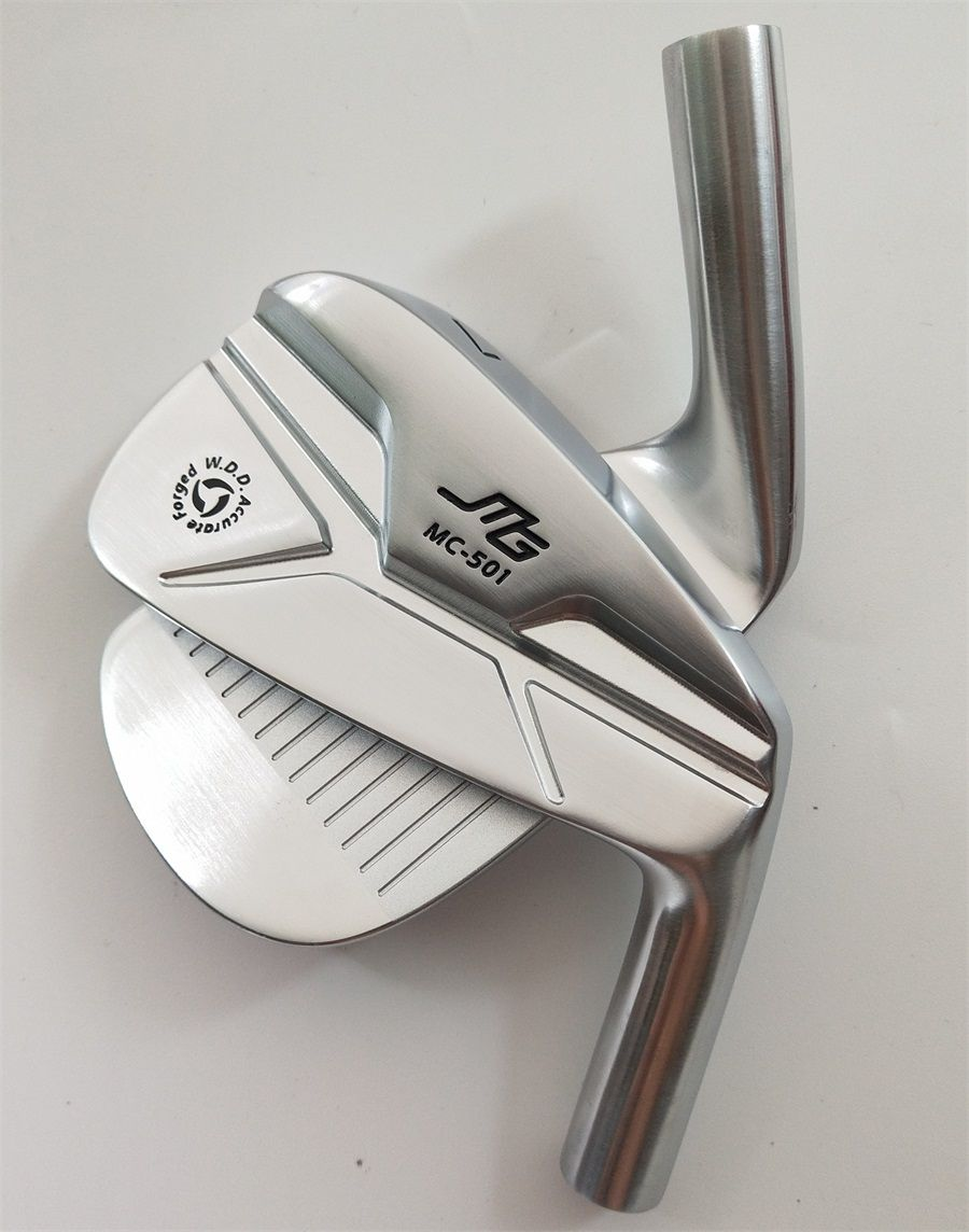 Playwell 2018 MIURA MG MC-501 golf iron head silver forged iron carbon steel golf head driver wood iron putter