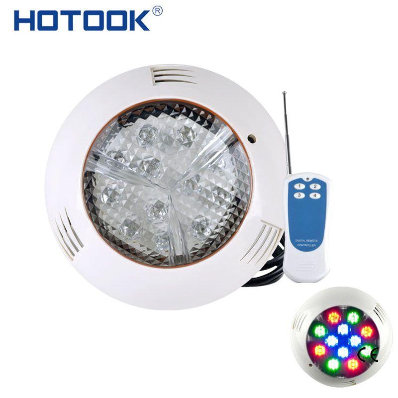 36 watt led schwimmbad licht IP68 12 v 12 leds Außen Beleuchtung RGB led Unterwasser Beleuchtung teich piscina luz Garantie 2 jahre