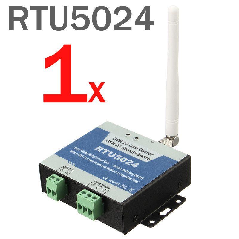 Бесплатная доставка rtu5024 GSM ворот реле дистанционного Управление доступом Беспроводной раздвижные ворота для бутылок на бесплатный звонок ...