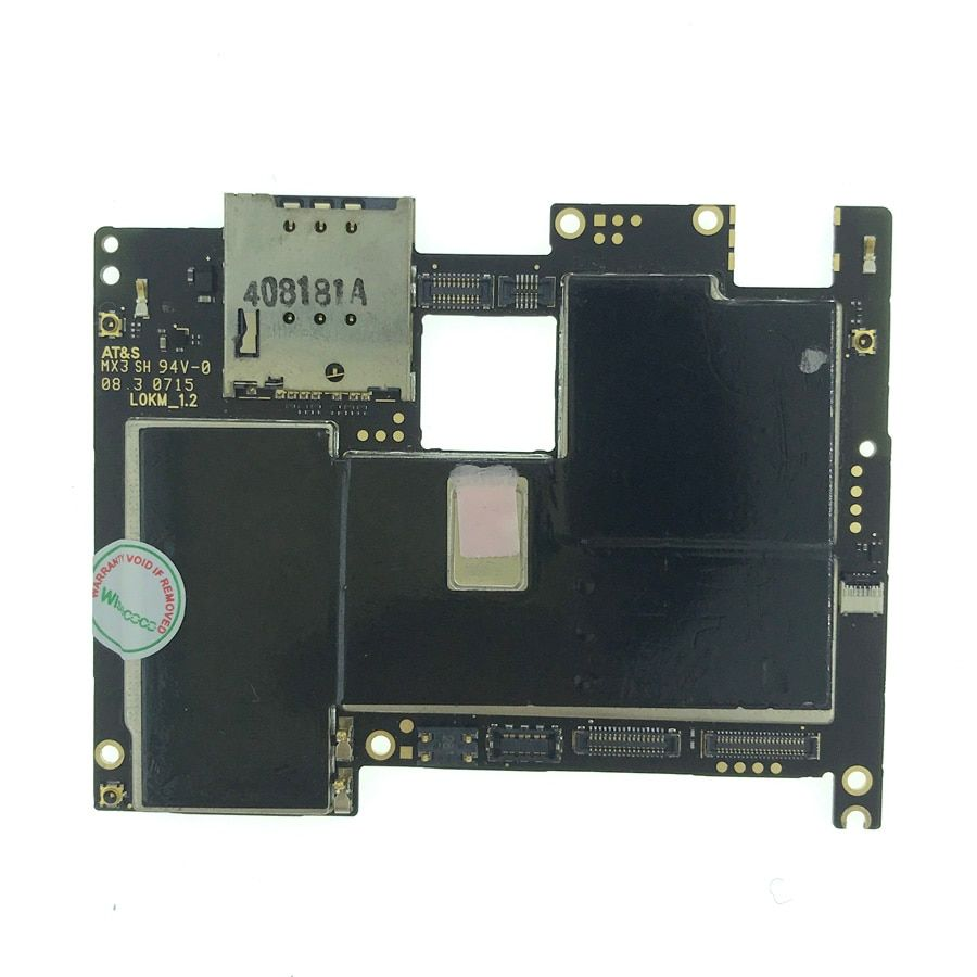 In Stock Working 16GB Board For Mei zu MX4 Pro Motherboard Smartphone Repair Replacement With tracking number