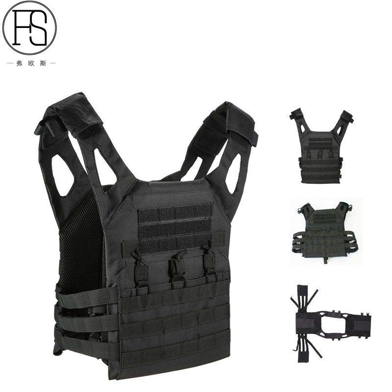 Taktische Zugehörigkeit Body Armor Plate Carrier Ammo Magazin Military Molle Körper Rüstung Jagd CS Schutzweste