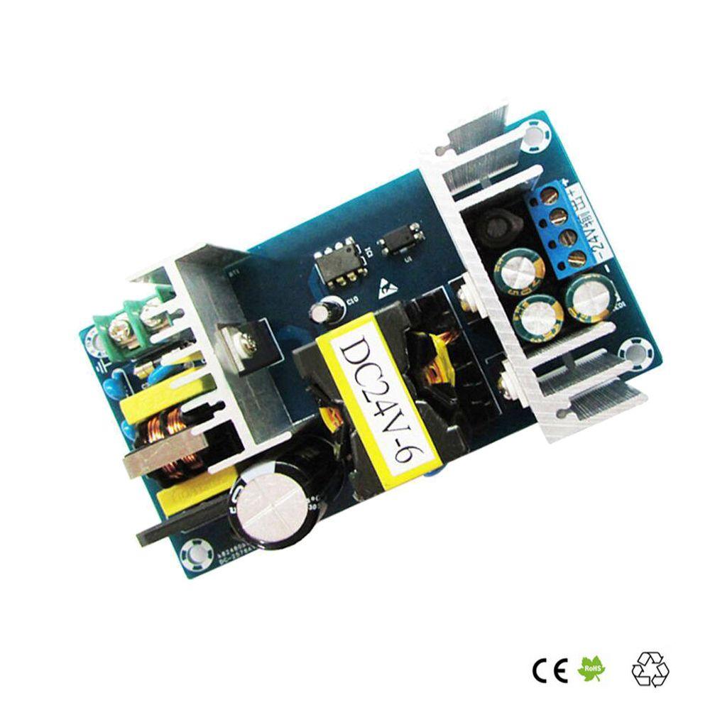 AC-DC Power Supply Module AC 100-240V to DC 24V max 9A <font><b>150w</b></font> AC DC Switching Power Supply Board 24v ac dc adapter