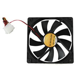 NEW Big promotion Portable Computer 120x120mm fan Cooler 12V 12CM 120MM PC CPU Cooling Cooler Fan for video card Drop shipping