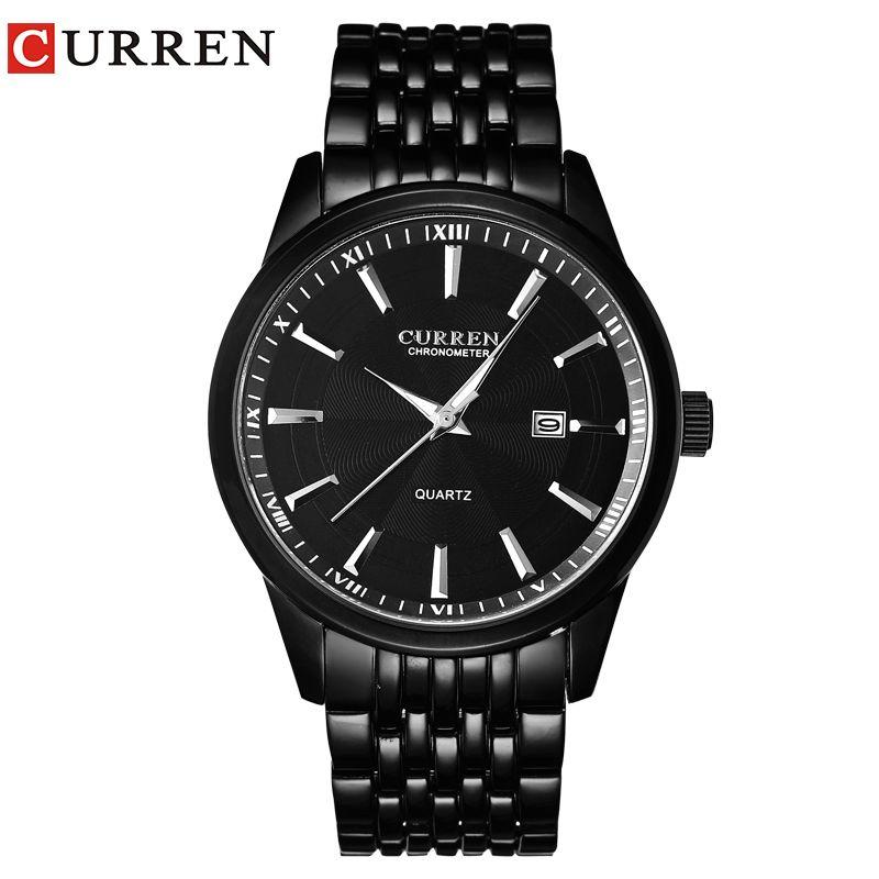 CURREN <font><b>Watches</b></font> Men Luxury Brand Business Casual <font><b>Watch</b></font> Quartz <font><b>Watches</b></font> relogio masculino8052
