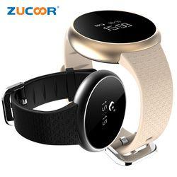 Reloj de pulsera inteligente Monitor de oxígeno de presión arterial A98 corazón pulsera Smartband impermeable para iOS Android Sony