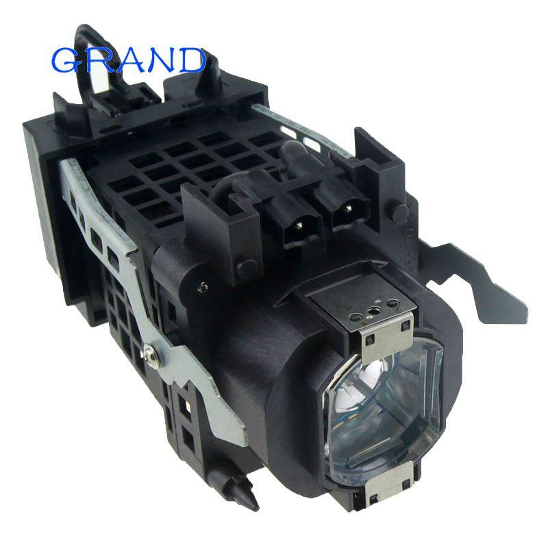GRAND TÉLÉVISEUR XL2400 XL-2400 pour SONY KDF-46E2000 KDF-50E2000 KDF-50E2010 KDF-55E2000 KDF-E42A10 lampe de projecteur avec boîtier
