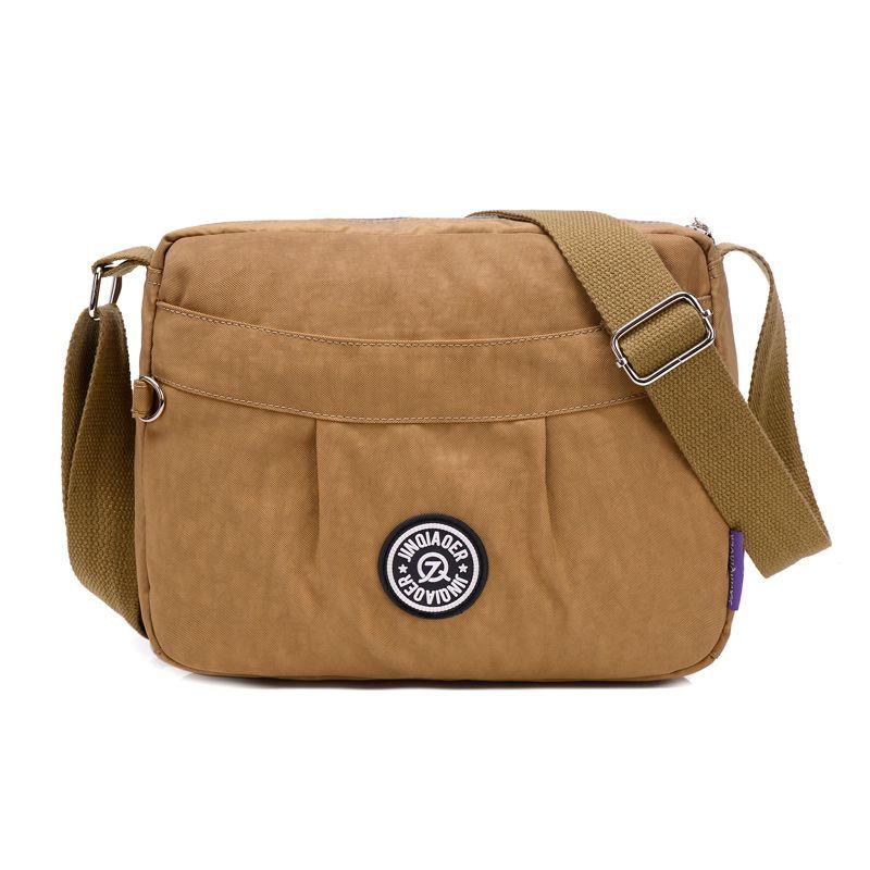 Femmes Messenger sacs sac à bandoulière en Nylon étanche femme sac à bandoulière Designer sacs à main de haute qualité dames Dollar prix