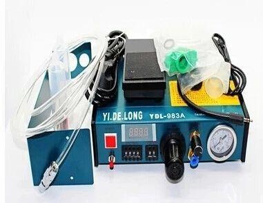 YDL-983A New Dremel 220v Auto Glue Dispenser Solder Paste Liquid Controller Dropper Dispensing System