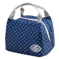Унисекс Портативный сумки герметизирующий холодный, брезент, с полосой, переноска для пикника чехол Термальность Портативный сумка для обе...