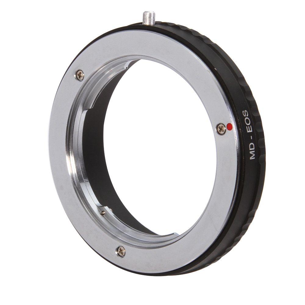 Minolta MD/MC à Canon EF EOS 7D 5D2 5D3 1200D 700D 750D adaptateur de montage sans verre