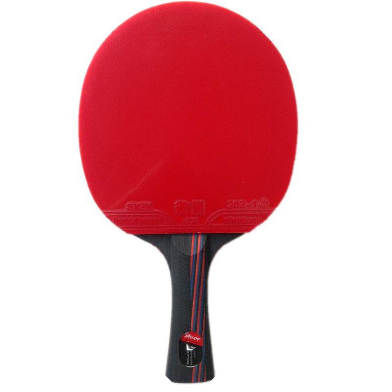 El carbono nanocarbono es de carbono 9.8 ping pong raqueta de tenis de mesa Original