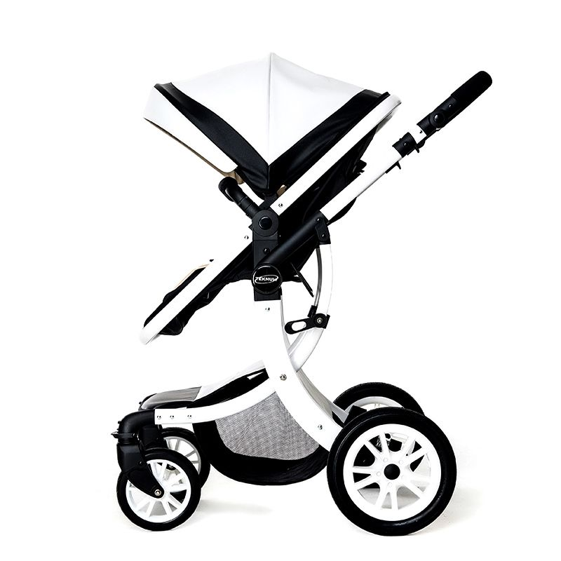 TEKNUM Baby Strollers can sit and lie baby stroller baby stroller can folding Baby stroller winter summer free shipping portable