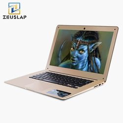 ZEUSLAP-A8 14inch 8GB DDR3L 750GB HDD Windows 10 Intel Quad Core 1920X1080 FHD Screen Laptop Notebook Computer