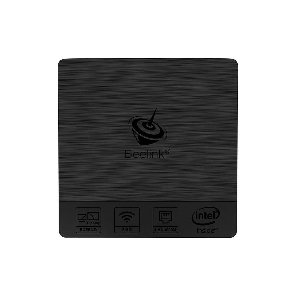 Original Beelink BT3 Pro Mini PC 2.4/5.8GHz WiFi Bluetooth 4.0 Max 4GB RAM+64GB ROM Windows 10 Intel Atom X5-Z8350 64Bit