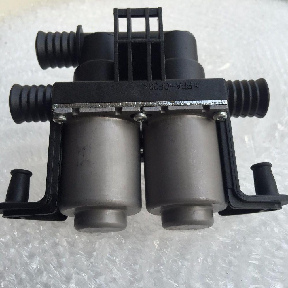 Heater Control Valve for BMW 64128374995 1147412137 e39 1998-2006 530 540 E53 X5 HVAC Water