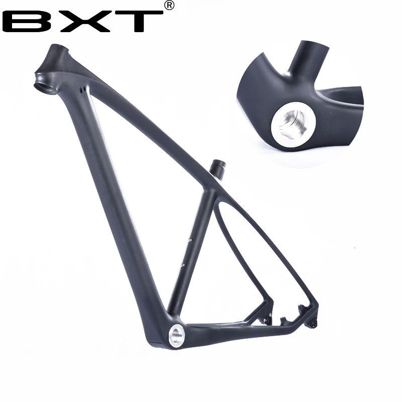 BXT brand T1000 carbon mtb frame 29er/27.5er mtb carbon frame 29 carbon mountain bike frame 142*12 or 135*9mm bicycle frame