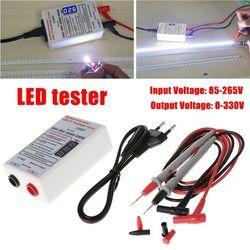 Tension Test LED Rétro-Éclairage Testeur Outil Écran LED LCD TV Rétro-Éclairage Testeur Compteur Outil Lampe Perles Lumière Conseil Test
