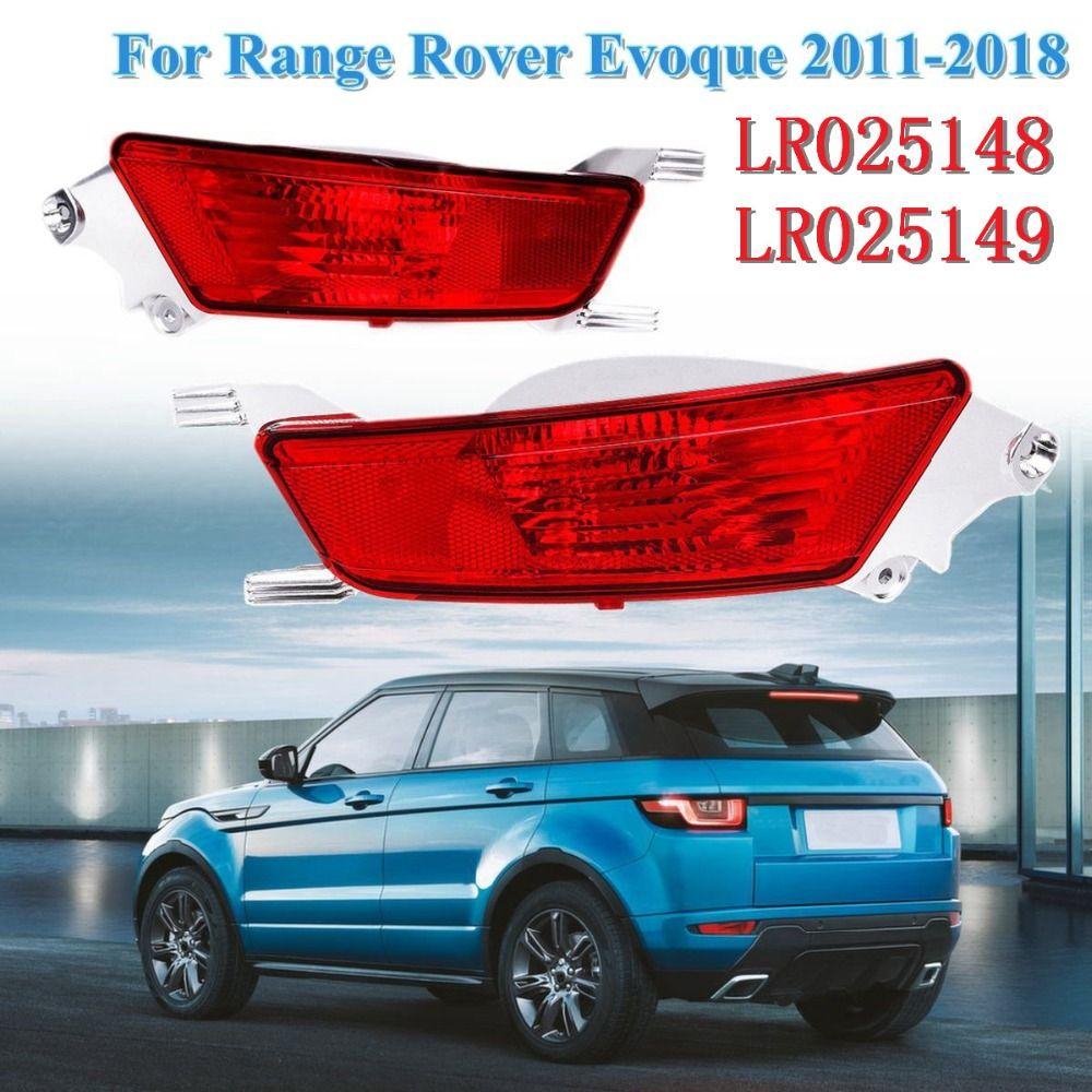 LR025148 LR025149 1 Paar mit birne hinten Reflektor DRL Auto Nebel Licht Lampe für Range Rover Evoque 2012 2013 2014 2015-2018