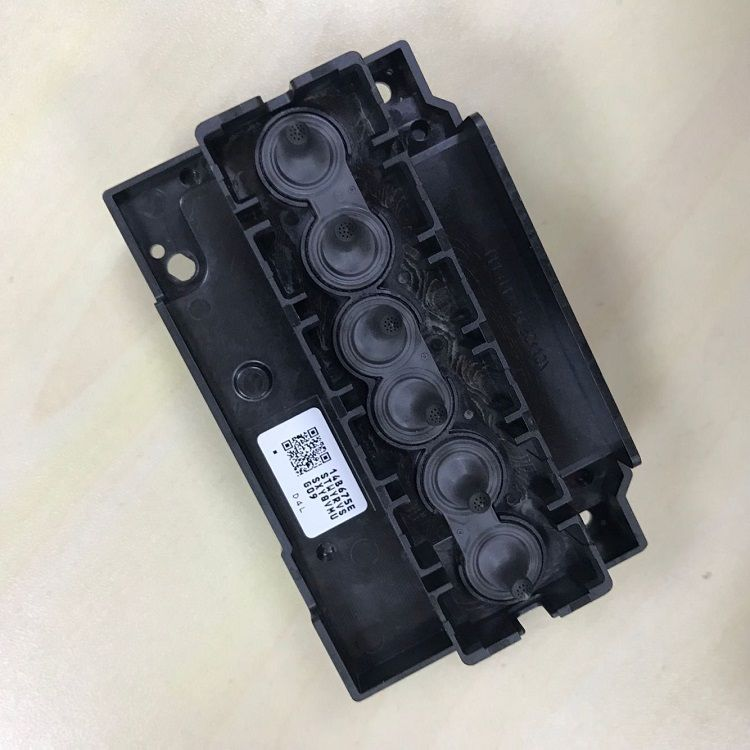 7pcs free shipping 99% original new Print head for Epson Stylus Photo R265 R270 1390 1400 1410 1430 L1800 RX580
