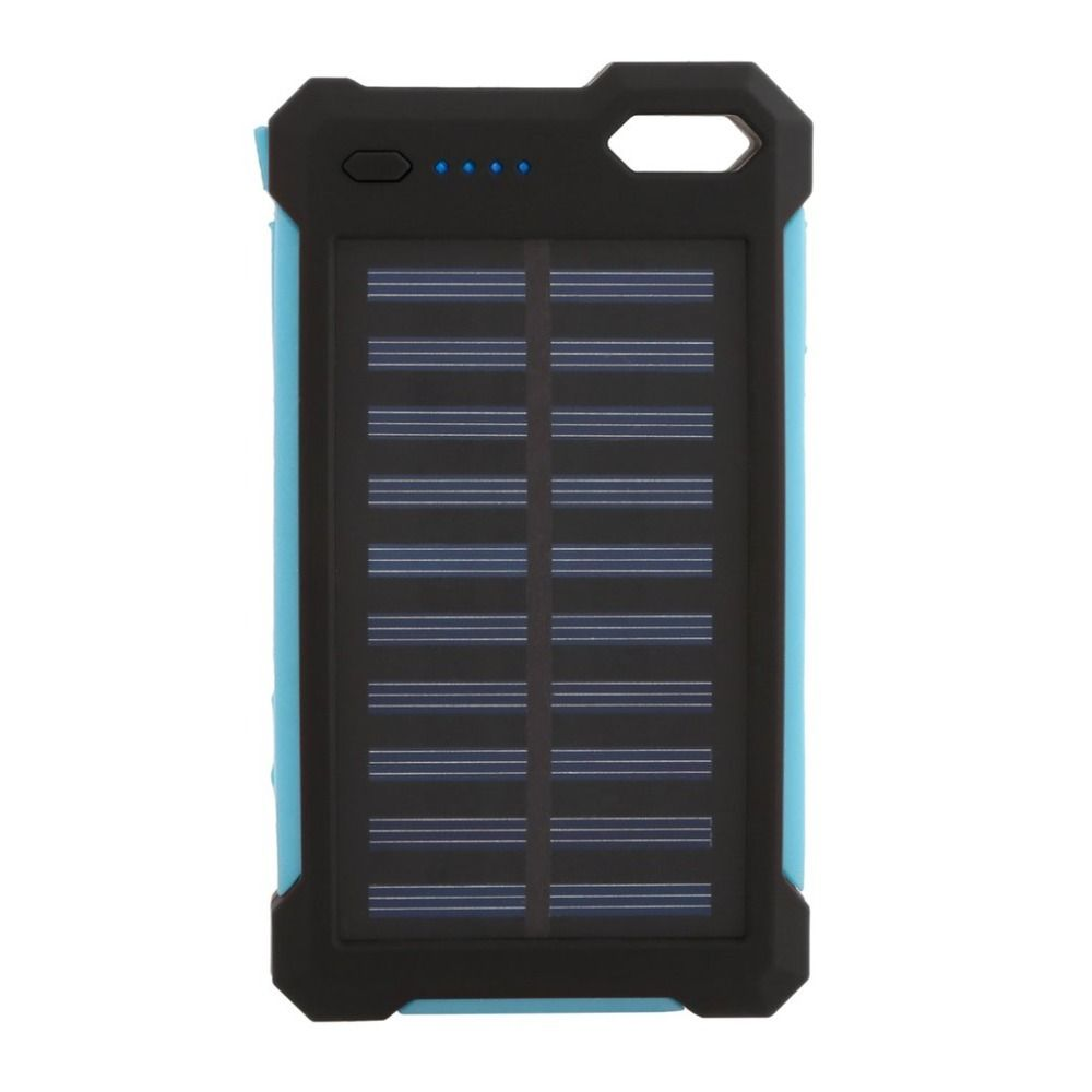 30000mAh Solar Battery Portable Charger Dual USB External Battery Long Lasting High Capacity for Mobile Phone Solar PowerBank