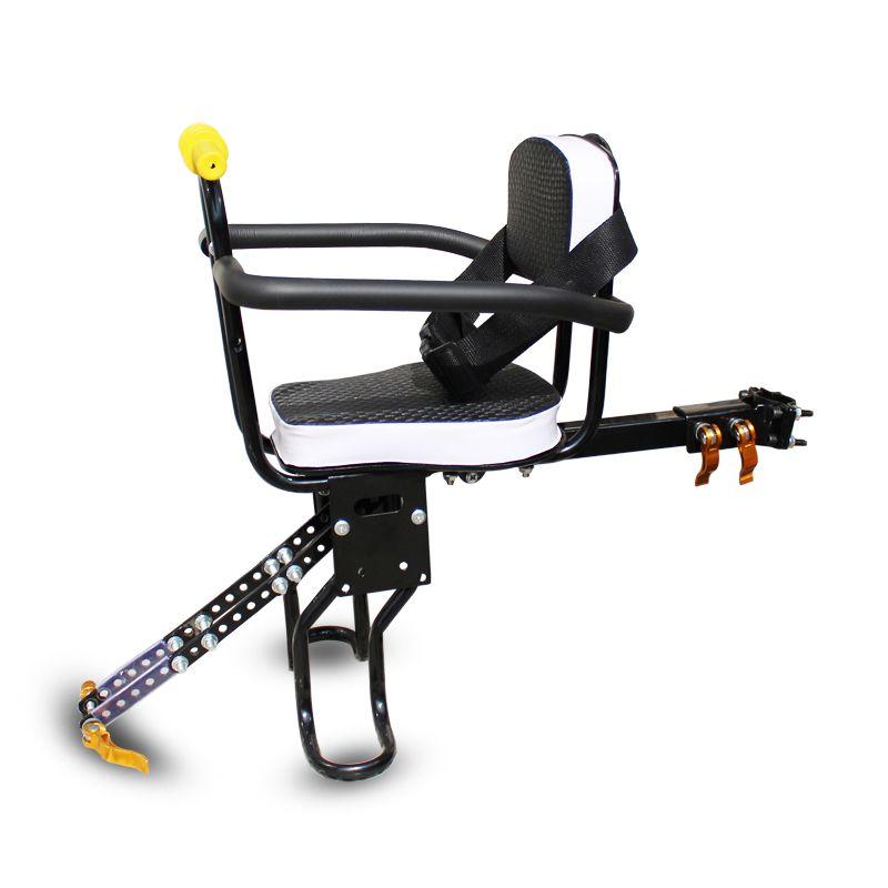 Road mountain electric bicycle chair children kids baby front seat mat Comfortable safe cadeira para bicicleta