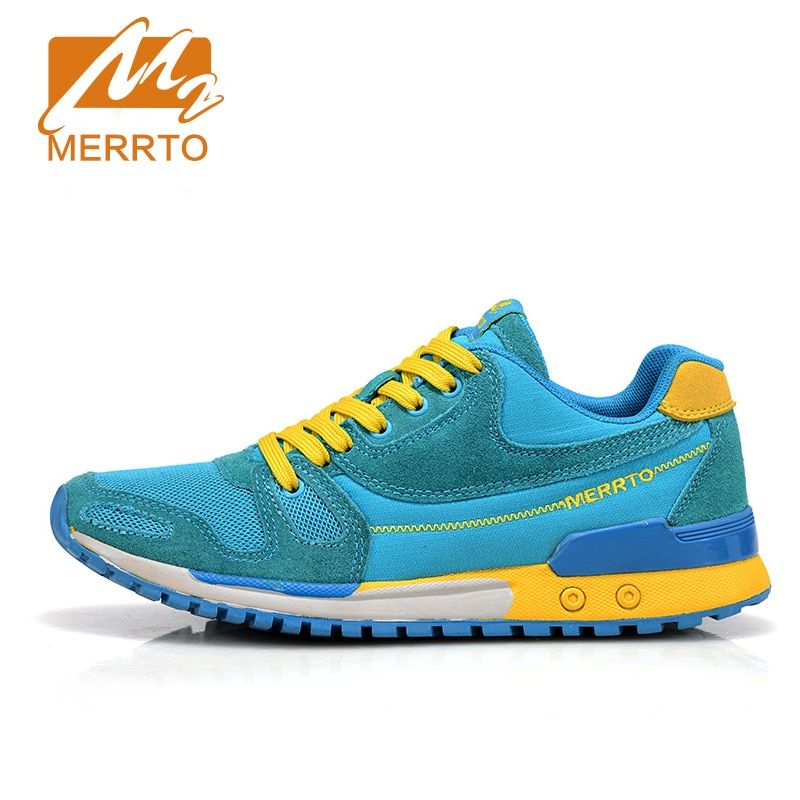 MERRTO Atislip Brand Walking Shoes Women Athletic Breathable Air Sneakers Female Outdoor Sport Shoes Ship From Russia#18576