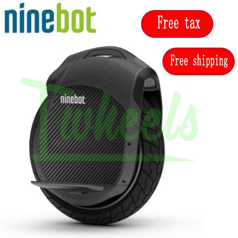 Ninebot Z10 1000wh Off-road elektrische einrad einzelnes rad 1800 W motor breite rad Ninebot Eine Z10