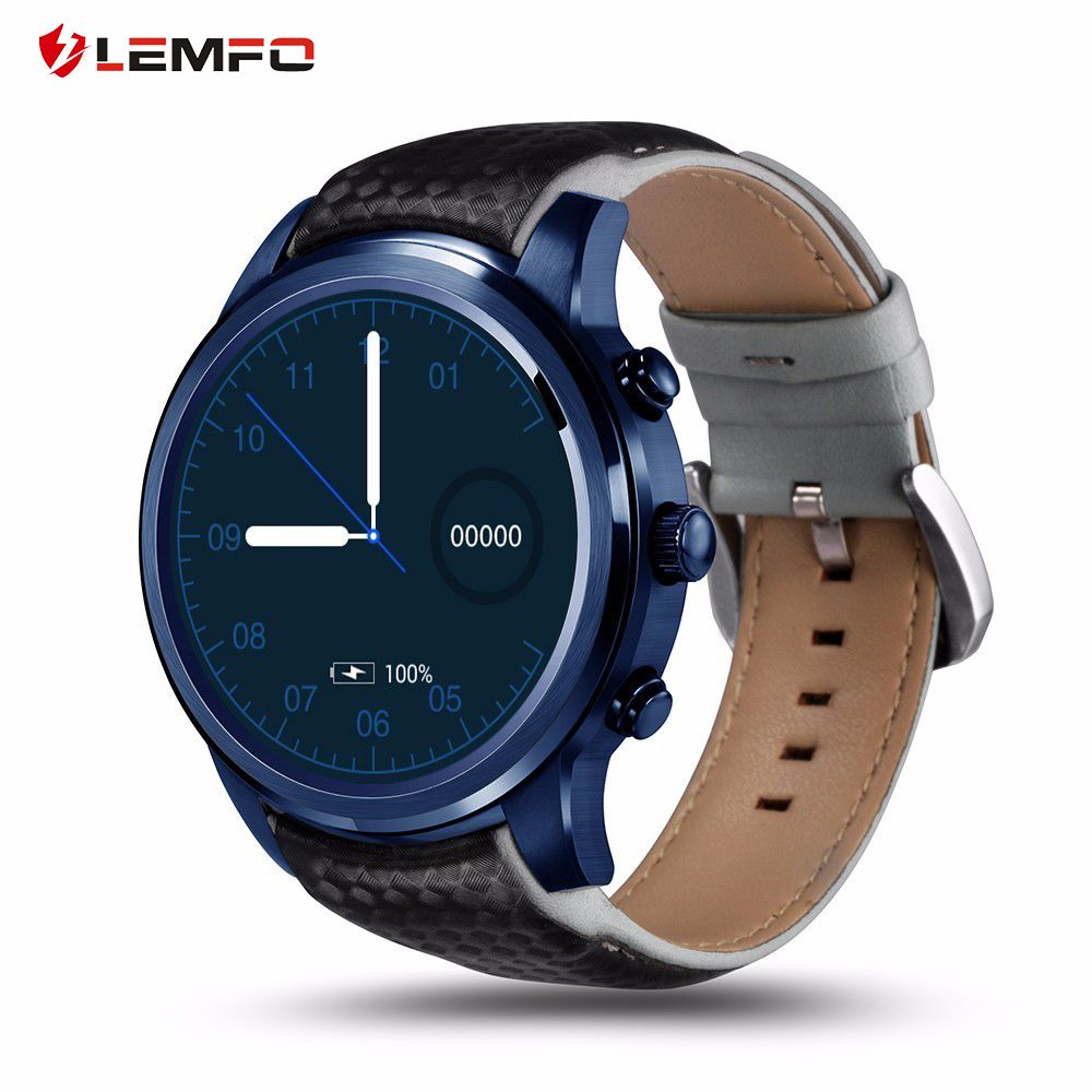 LEMFO Smart Watch 2GB+16GB Androd 5.1/iOS Wrist Sport Smartwatch 1.39