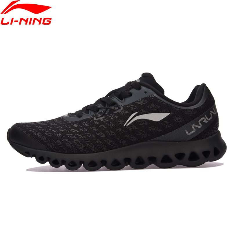 Li-Ning Men LN ARC Cushion Running Shoes Light Comfort Sneakers Skid-Resistance LiNing Sport Shoes ARHM051 XYP584