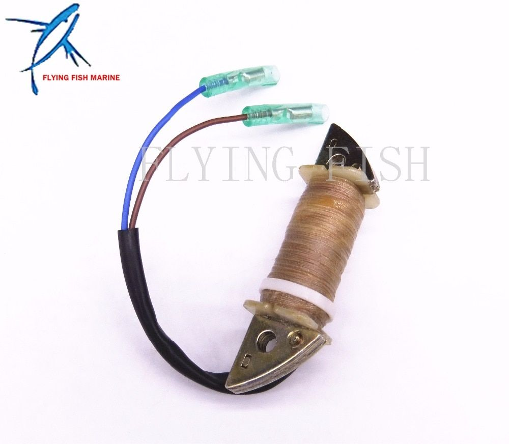 Outboard Engine Boat Motor T15-04000200 Charge Coil Assy for Parsun HDX 2-Stroke T9.9 T15,Free Shipping