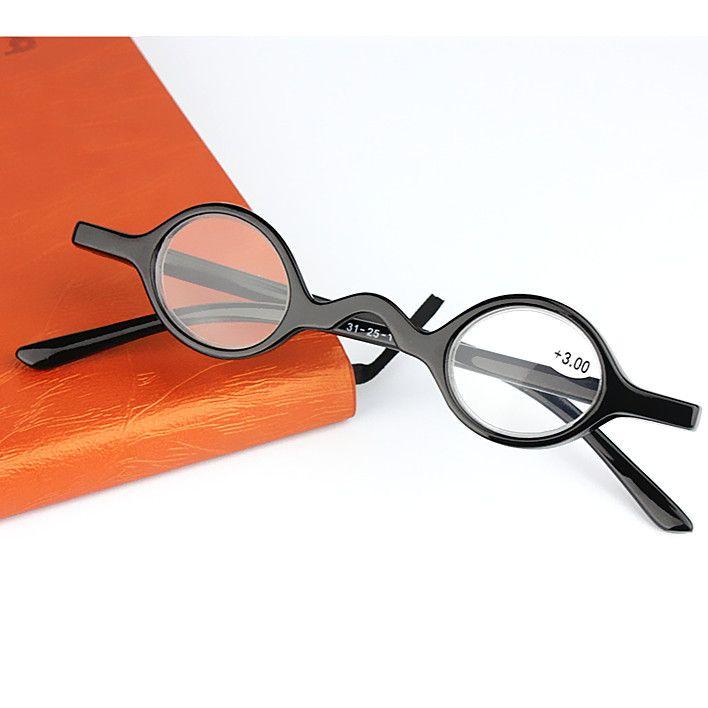 JIE. B HOT Designer classique rétro cadre rond lunettes de lecture femmes \ hommes diptor 1.0 + 1.5 + 2.0 + 2.5 + 3.0 Oculos de grau