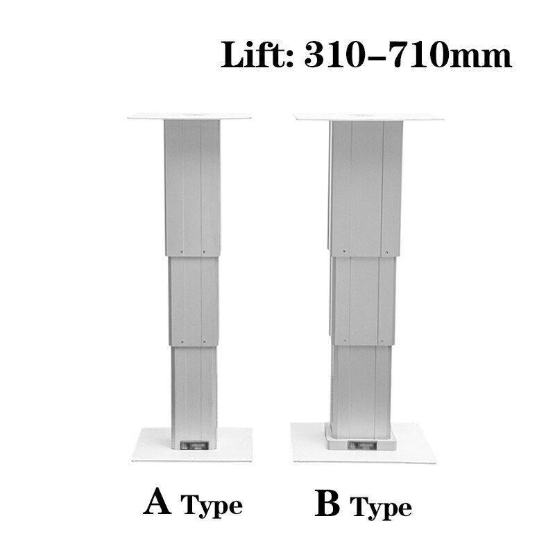 Electric lift Tatami electric lifting table Max 65kg lift platform 310-710mm for automatic adjustment height