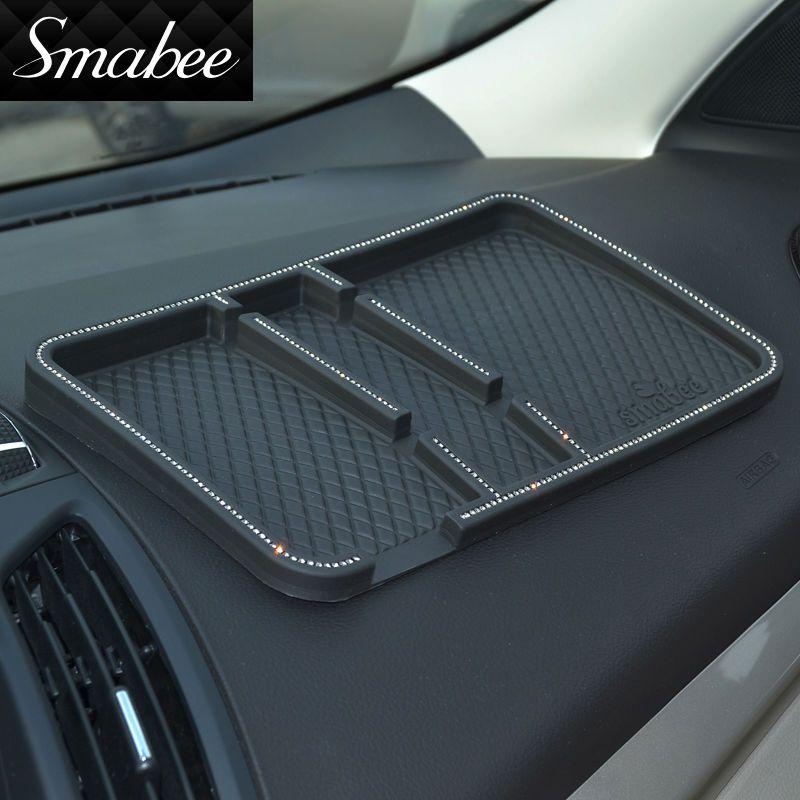 Smabee Anti-Slip Mat Nouveau produit De Voiture anti slip mat Mobile téléphone GPS mat Dashboard plus Grande Grande taille Livraison gratuite