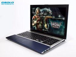 Gmolo 15.6 дюймовый игровой ноутбук 4 ГБ 500 ГБ DVD-ROM Intel Pentium n3520/3510 Quad core WI-FI камеры