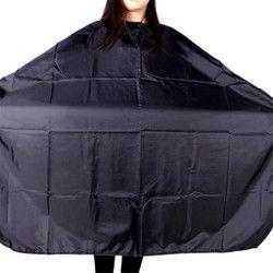 Professionnel De Coupe de Cheveux Étanche Tissu Salon De Coiffure Robe Cap Coiffure Coiffeur Capes environ 140x100 cm pour Adulte