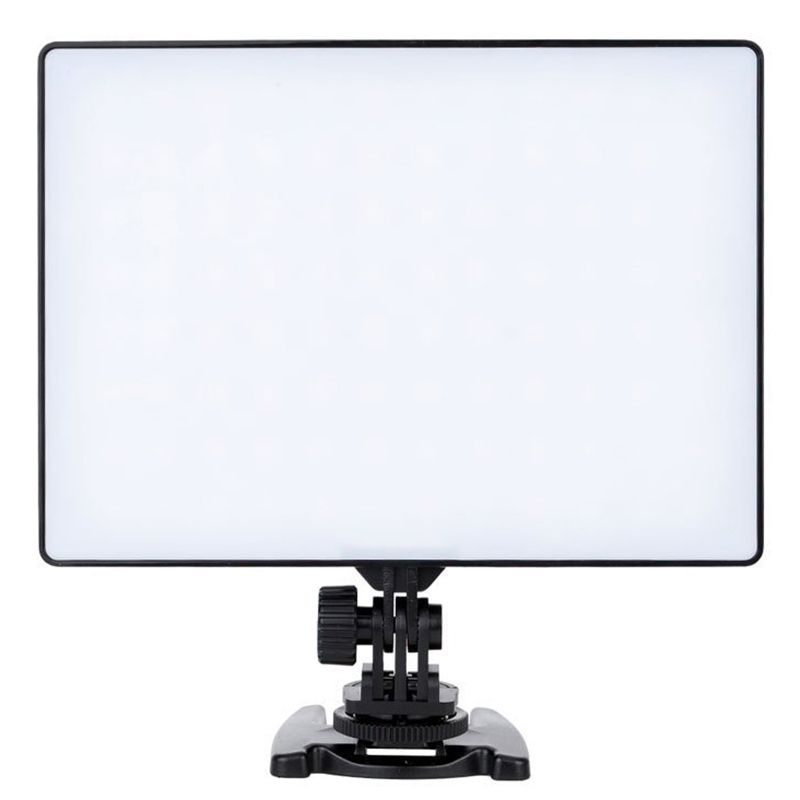 YN300 Air LED Video Light Photography Camera 96 LED Light Adjustable Color Temperature 3200K-5500K for Canon