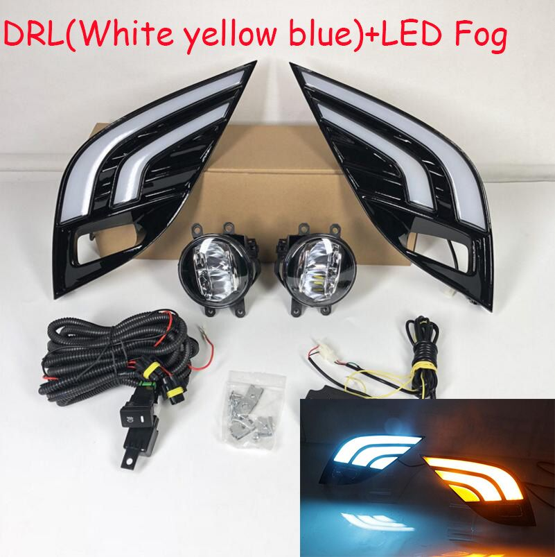 dynamic Video LED,2018 2019 Camry daytime light,car styling,camry fog lamp,car accessories,vios,corolla,altis,camry taillight