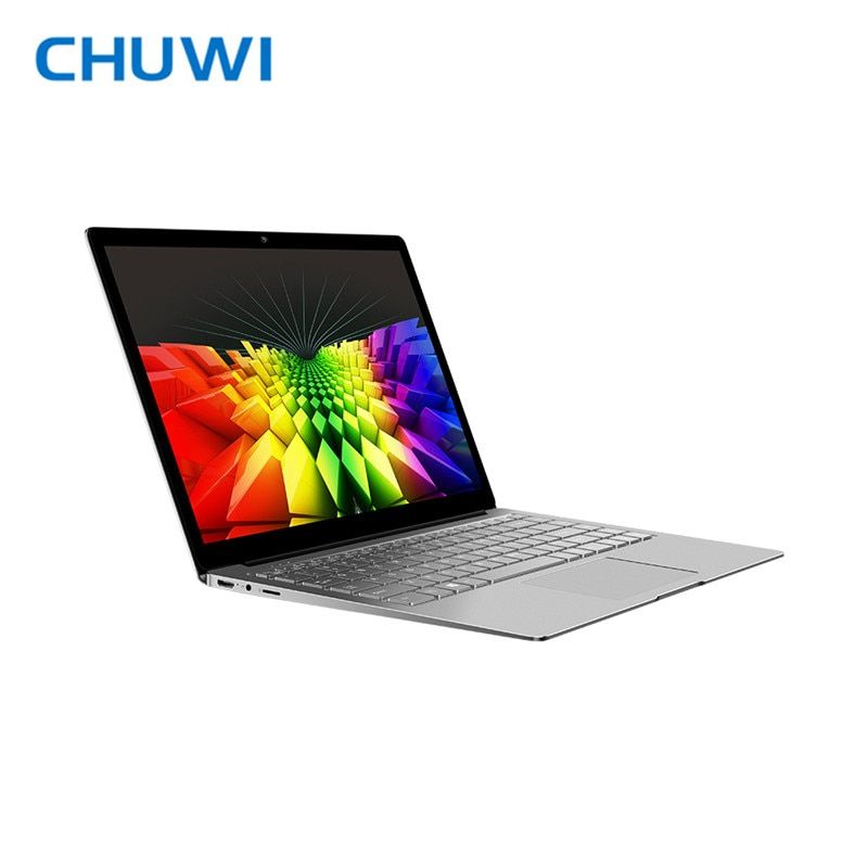 CHUWI Notebook 14.1 Inch LapBook Air 2.4G/5G WIFI Windows10 Laptop Intel Apollo Lake N3450 8GB RAM 128GB ROM SSD Port Ultrabook