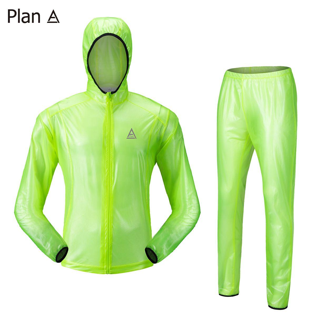 2017 Team Cycling jersey Men Long Sleeve Windproof Anti-UV Breathable Waterproof Bicycle RainCoat Bike Clothing