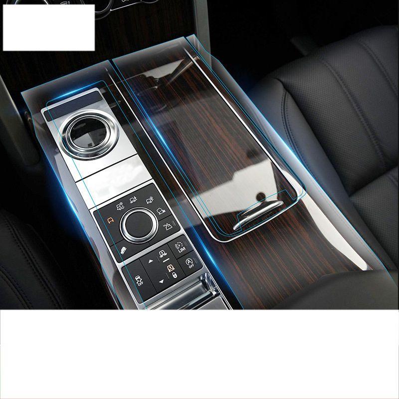 Lsrtw2017 HD transparent tragbare TPU auto innen schutz film für range rover vogue 2012 2013 2014 2015 2016 2017 2018 l405