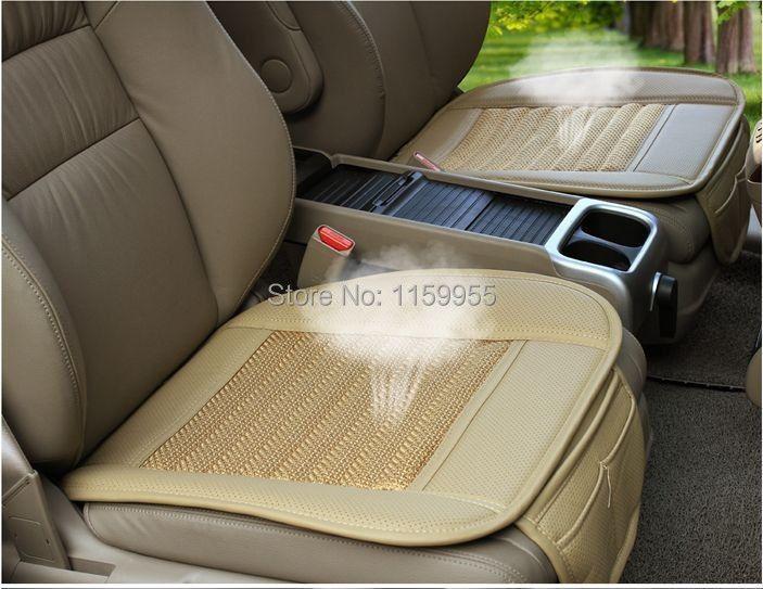 Coussin de siège de voiture housse de siège de voiture ensemble siège de voiture printemps cool respirant maille confortable Fox GLK260 Q5 Q7 a4 a6 coussins de siège