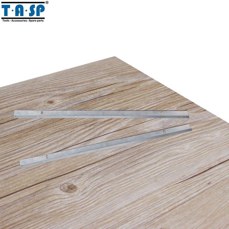 TASP 319mm HSS épaisseur rabot lame 319x18.2x3.2mm bois rabot couteau pour Ryobi ETP1531AK