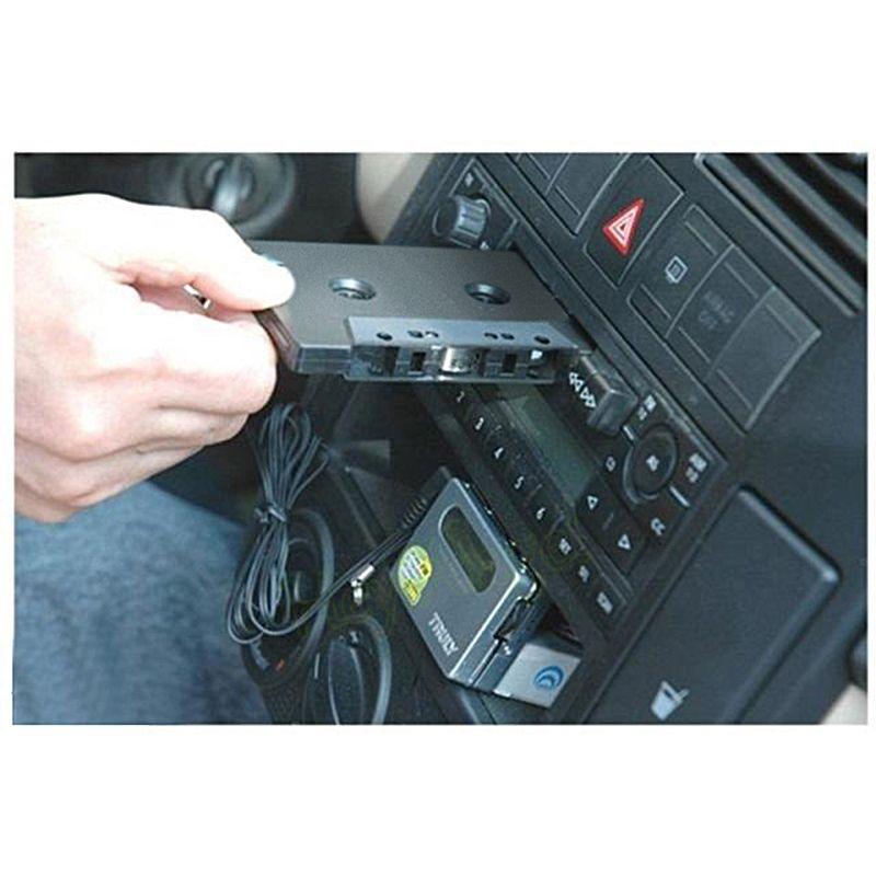 New Car Audio-kassette Adapter Cassette Mp3 Player Konverter Für iPod Für iPhone MP3 AUX Kabel CD-Player 3,5mm Jack stecker