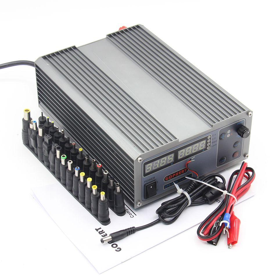 CPS-3220 Präzision Kompakte Digital Einstellbare Dc-netzteil OVP/OCP/32 V 20A 0,01 V/0,01A (220Vac EU UNS)