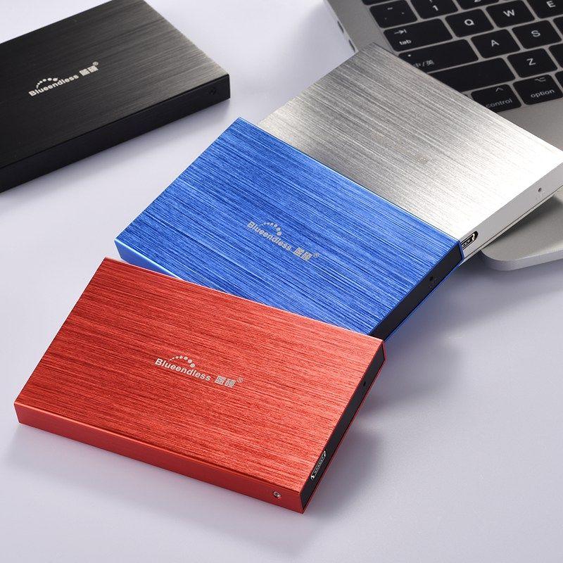 Blueendless Portable External Hard Drive 250gb HDD 2.5 Hard Disk Storage <font><b>Devices</b></font> Laptop Desktop disco duro externo